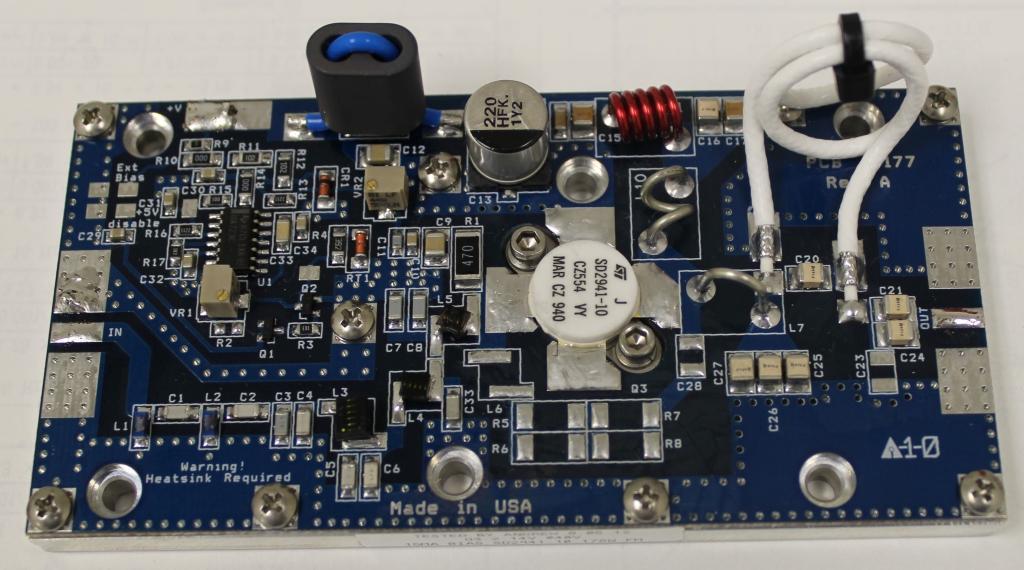 SD2941-10 175W PA Module