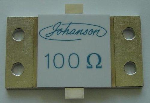 800W 100 ohm Resistor  DC-500MHz