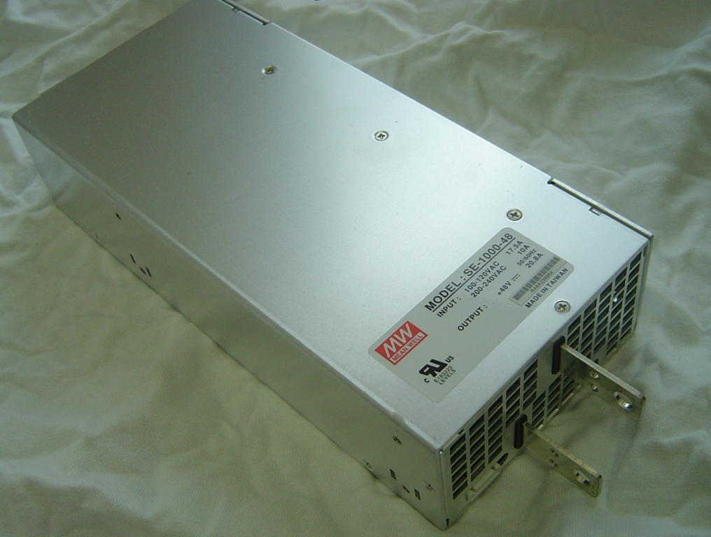 MeanWell 1000W 48V DC Power Supply