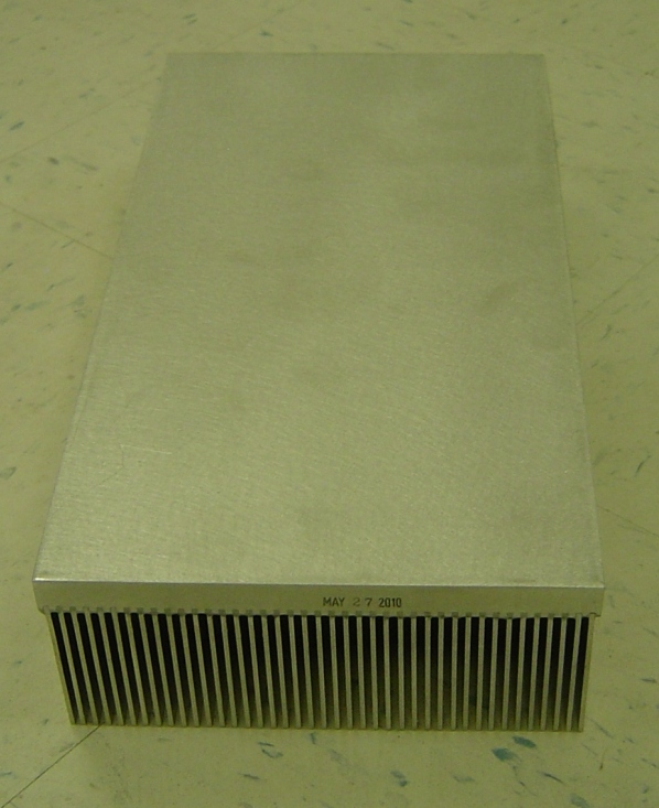"9"" Bonded Heat Sink"